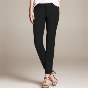 Banana Republic Sloan Black Pants